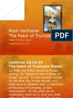 09252011_Rosh HaShana! the Feast of Trumpets!
