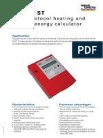 Portable Heat Meter - CALEC