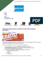 Hypermart Special Promo, GRATIS Voucher Belanja Hingga Rp.200.000 _ Hypermart _ Katalogpromosi