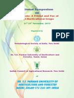 Nematological Society of India-Symposium