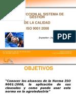 Introducción al ISO 9001 - UNMSM