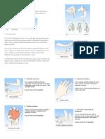 Exercícios para reabilitação de mão