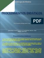 Procedimentos-Didáticos