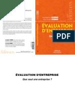 Tournier Evaluation Entreprise