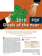 Deals of the Year