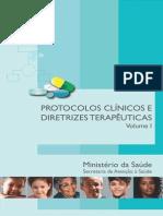 Protocolos Clinicos Diretrizes Terapeuticas v1