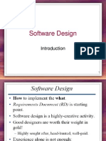Chapter1 Intro - Software Design