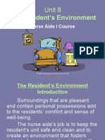 Unit 8-The Resident's Environment