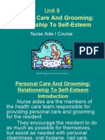 Unit 9-Personal Care and Grooming (1)