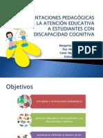 Presentación discapacidad-cognitiva