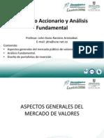 Curso Mercado Accionario y Análisis Fundamental