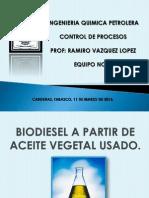 Biodisel Equipo 5