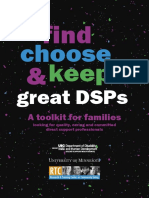 Find, choose and keep great DSPs