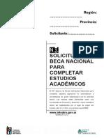 Estudios Academicos