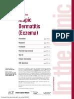 Annals Eczema