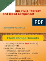 Alamsyah --Fluids Theraphy Dan Komponen Darah PALEMBANG