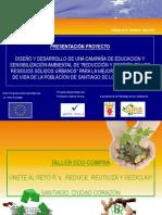 Proyecto Reducción Residuos Santiago