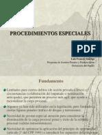CPP Procesos Especciales