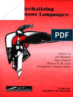 Jon Reyhner, Gina Cantoni, Robert N. St. Clair, E Revitalizing Indegenous Languages
