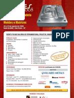 folder divulgação - ABM MOLDES 2008