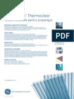 Placa Lexan Thermoclear