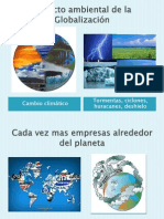 Impacto ambiental de la Globalización