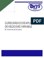 Curso de Velocidad Variable BM
