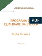 Nota Tecnica 2011