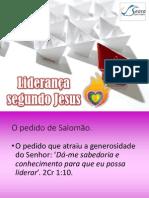 Liderança segundo Jesus
