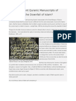 Downfall of Islam
