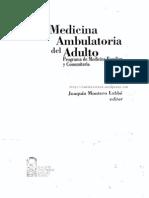 Libro Montero Medicina Ambulatoria Adulto