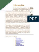 Etapa Literaria de Argentina