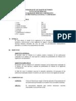Silabo Derecho Previsional Nac Comp
