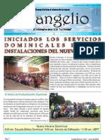 Evangelio en PDF Abril-junio 2009