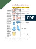 Áreas Y Volúmenes De Cuerpos Geométricos.docx con quimica