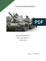 Guerra fría Proyecto para el 29 mayo