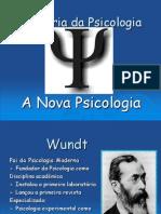 A Nova Psicologia (1)