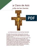 Santa Clara de Asís- Crucifijo de San Damian