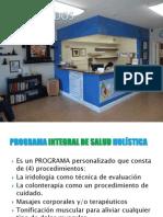 Programa integral de Salud Holistica