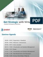Janalent-Virtualization Seminar Jan 2009