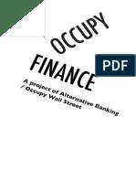 Occupy Finance