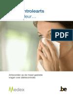 Minibrochure ziektecontroles