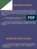 Diseños de investigacion final