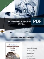 Eco India Reforms
