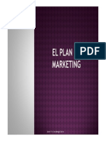 El Plan de Marketing Alu