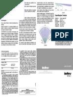 Manual Do Usuario IVP 2000 SF Sensor Infravermelho Passivo Sem Fio