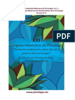 Programa Cientifico Preliminar SMP