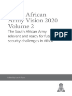 Book 2010 Army Vision 2020 Vol 2