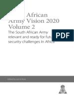 Book 2010 Army Vision 2020 Vol 2