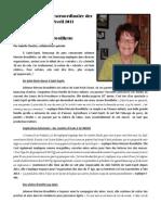 Chronique Julienne Brouillette Couleur
